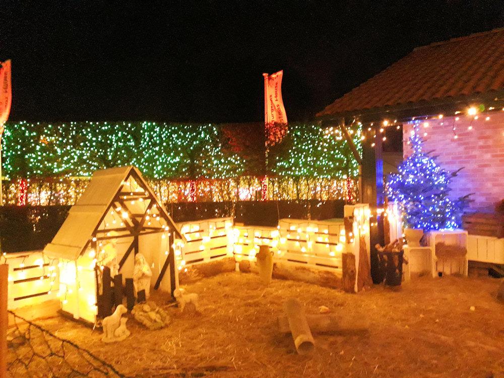 Jurgens Christmas House