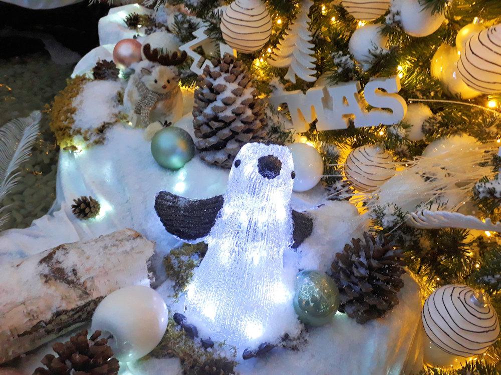 Jurgens Christmas House viert kerstmis op een magische nieuwe locatie.