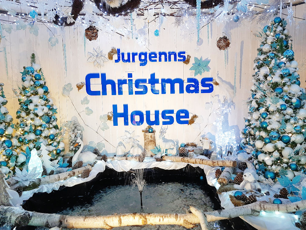 Jurgenns Christmas House